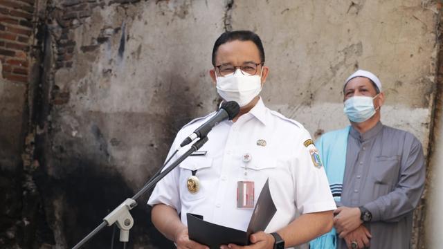 Anies Tunjuk Agus Himawan Widiyanto Jadi Dirut PD Sarana Jaya Gantikan Yoory (3246)