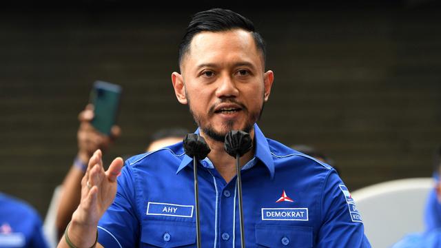 AHY: Buat Kegaduhan, KLB Moeldoko Seharusnya Minta Maaf ke Presiden Jokowi (471561)