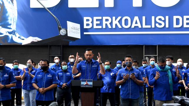 Demokrat Waspadai 2 Gugatan di PTUN Jakarta: Begal Politik Belum Puas (208102)