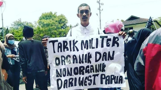 Papua: Mirisnya Pelanggaran dan Ketidakadilan HAM yang Tidak Terselesaikan (156263)