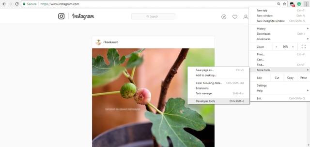 Cara Posting Foto Instagram Lewat PC dan Laptop (240069)