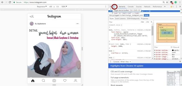 Cara Posting Foto Instagram Lewat PC dan Laptop (240070)