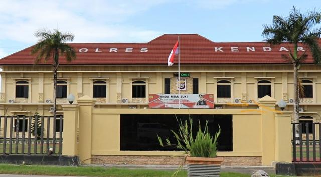 15 Polsek di Wilayah Hukum Polda Sultra Tidak Lagi Lakukan Proses Penyidikan (411148)