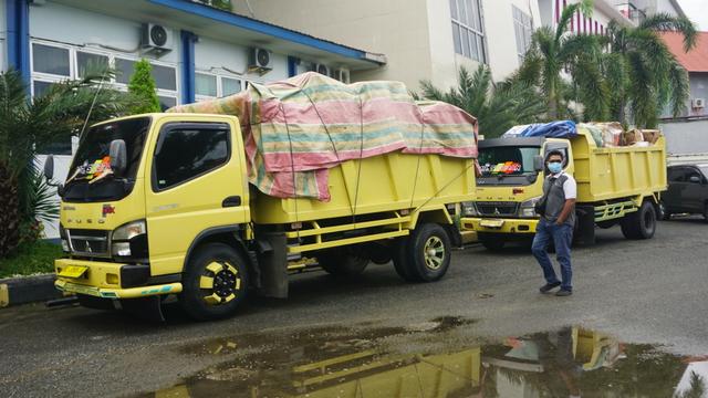 Kanwil Bea Cukai Aceh Musnahkan Barang Impor Ilegal, dari HP hingga Obat Kuat (256209)