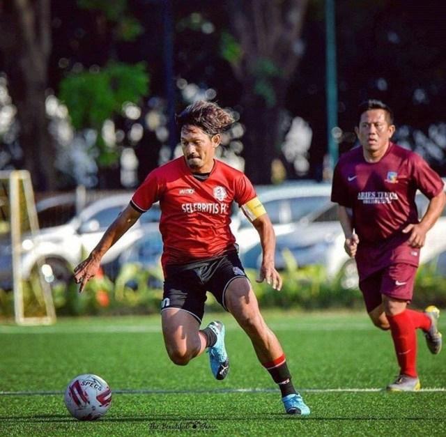 5 Pemain Selebritis FC Ini Layak Diberi Peluang Perkuat Rans Cilegon FC (30038)