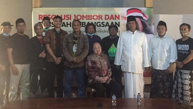 Resolusi Jombor Minta DPR Terbitkan Undang-undang tentang Aksara Nusantara (2211)
