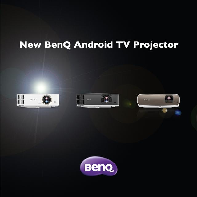 BenQ Indonesia Rilis Proyektor Android TV Pertama di Dunia (190607)