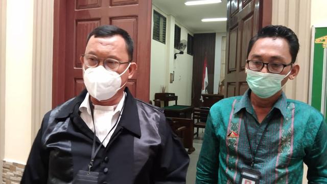 UU Darurat yang Dijerat Penusuk Syekh Ali Jaber, Pengacara: Tidak Terbukti (210781)