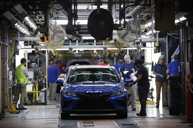 Krisis Chip Melanda Industri Otomotif, Produksi Mobil Bisa Setop! (396686)