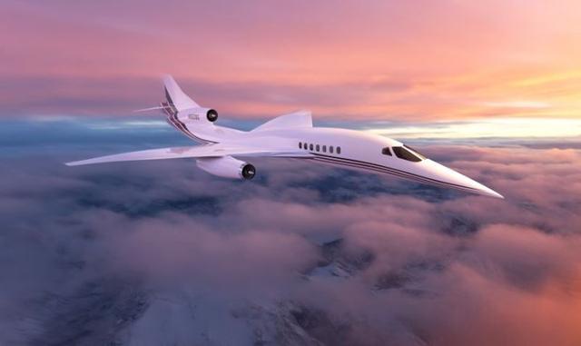 Jet Boom Supersonik Bakal Diluncurkan, Terbang Keliling Dunia Hanya Rp 1,4 Juta (187349)