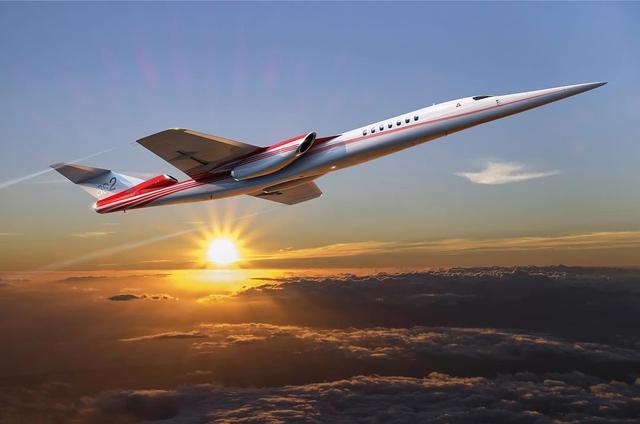 Jet Boom Supersonik Bakal Diluncurkan, Terbang Keliling Dunia Hanya Rp 1,4 Juta (187348)