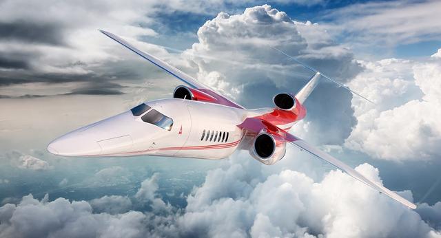 Jet Boom Supersonik Bakal Diluncurkan, Terbang Keliling Dunia Hanya Rp 1,4 Juta (187347)