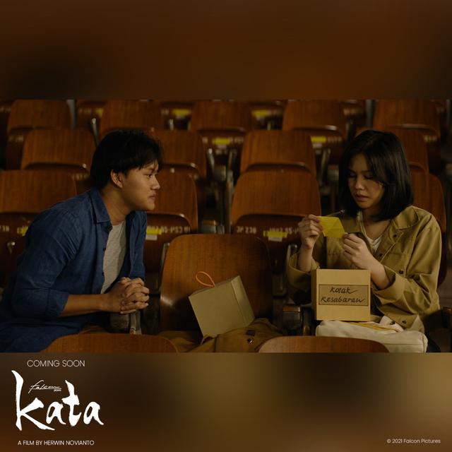 Film Kata Rilis First Look Perdana di Kwikku Fest 2021 (129715)