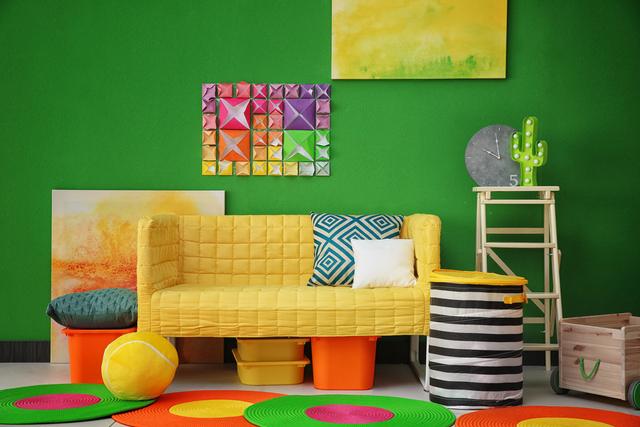 5 Warna Cat Dinding yang Bisa Bikin Suasana Nyaman dan Bahagia di Rumah (179596)