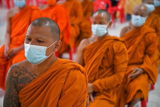 Hadapi Lonjakan Virus Corona, Thailand Segera Berlakukan Pembatasan (26235)