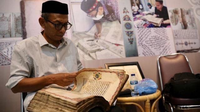 Kisah Tarmizi, Perawat Harta Warisan Aceh (35013)