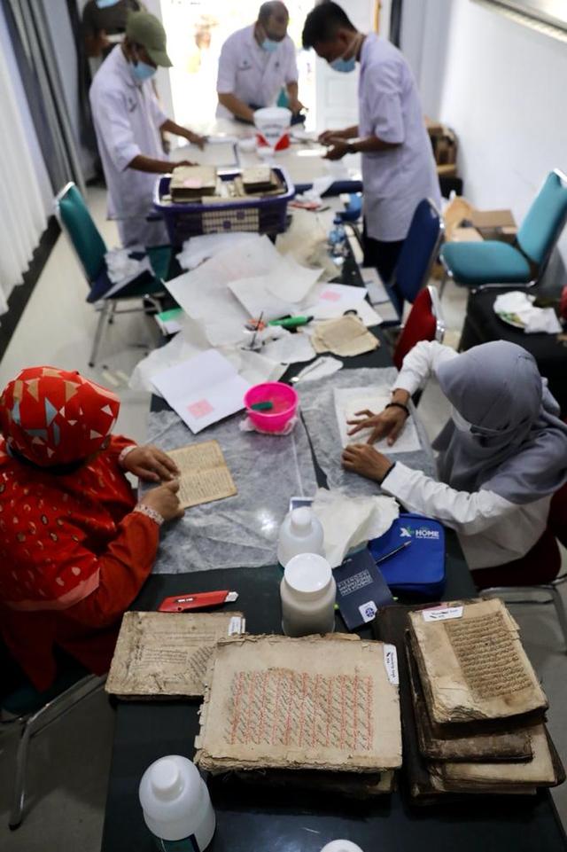 Kisah Tarmizi, Perawat Harta Warisan Aceh (35012)