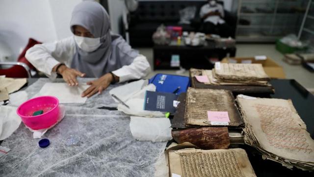 Kisah Tarmizi, Perawat Harta Warisan Aceh (35014)