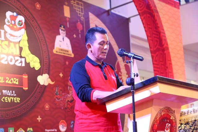 Gubernur Kepri Buka Event Kepri Barongsai Festival 2021 (340739)