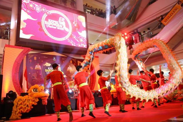 Gubernur Kepri Buka Event Kepri Barongsai Festival 2021 (340740)