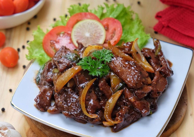 Resep Oseng Daging Rempah Mercon yang Menggoyang Lidah (379633)