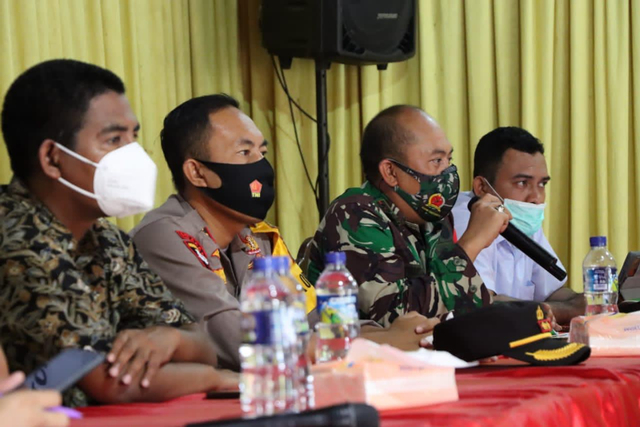 Anggota TNI-Polri di Halmahera Utara Diingatkan Netral saat PSU (476900)