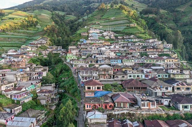Nepal Van Java di Magelang Tutup Sepekan Selama Libur Lebaran 2021 (284098)