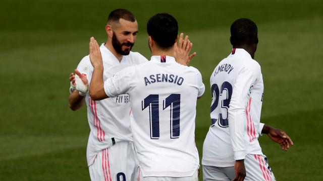 Real Madrid vs Eibar: Benzema Bikin Gol, El Real Benamkan Tamunya -  kumparan.com