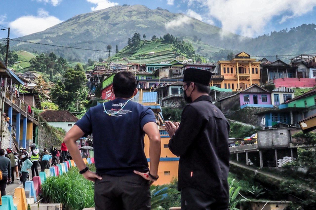 Nepal Van Java di Magelang Tutup Sepekan Selama Libur Lebaran 2021 (284099)