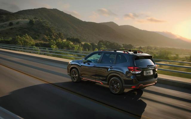 Subaru Forester Siap Tantang Honda CR-V di Indonesia? (830937)