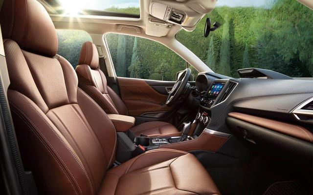 Subaru Forester Siap Tantang Honda CR-V di Indonesia? (830938)