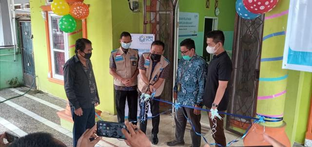IZI Riau Bersama YBM PLN Adakan Pelatihan Keterampilan Menjahit (302257)