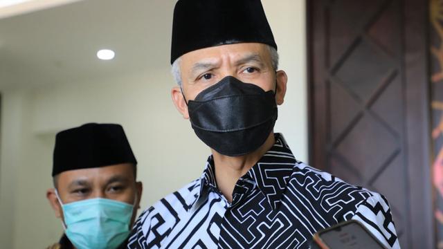 Ganjar soal Prananda Prabowo Digadang-gadang Jadi Ketum PDIP: Itu Urusan Kongres (180505)
