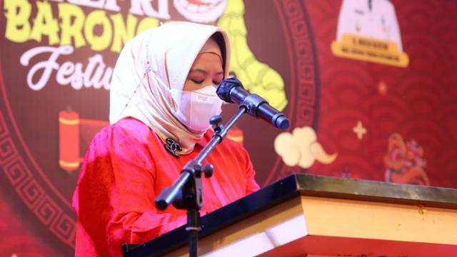 Kepri Barongsai Festival Ditutup, Tim Asal Tanjungpinang Sabet Juara Pertama (250133)