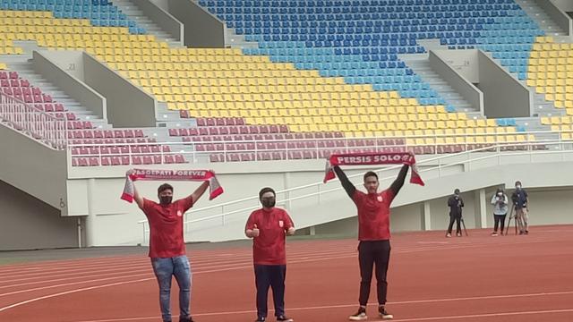 Jelang Kompetisi Liga 2, Persis Solo Belanja Pemain (591329)