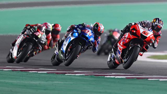 Hasil MotoGP Doha: Fabio Quartararo Menang, Valentino Rossi Suram (103994)