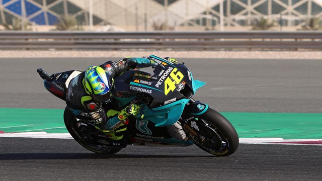 Detik-detik Valentino Rossi Crash hingga Gagal Finis di MotoGP Portugal (216763)