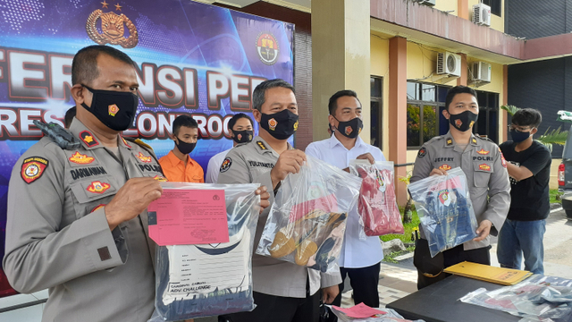 Motif Pria di DIY Bunuh 2 Wanita di Kulon Progo: Faktor Ekonomi (111119)