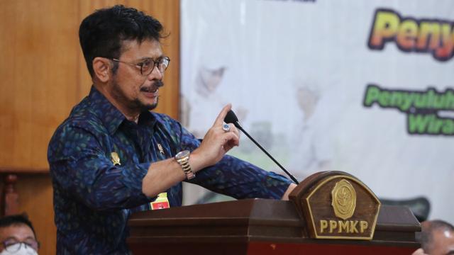 Rumah Ekonomi Rakyat: SYL Nakhoda Tangguh, Selamatkan dari Krisis Pangan (7857)
