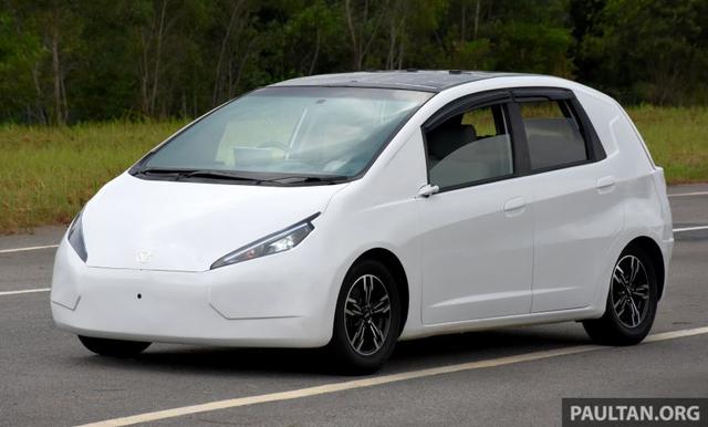 Malaysia Punya Mobil Listrik Murah, Harganya Cuma Rp 175 Jutaan! (38945)