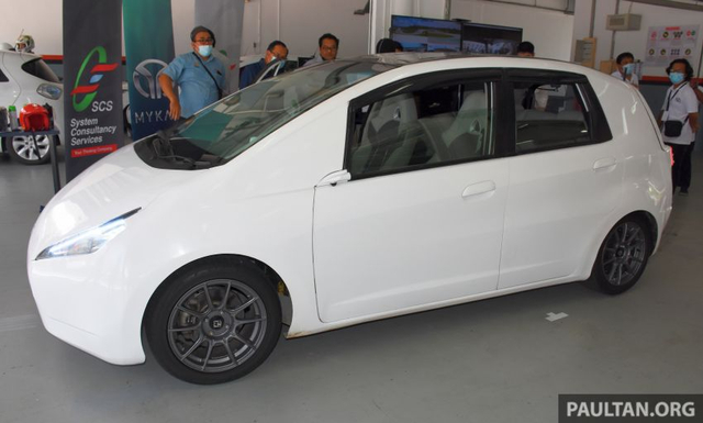 Malaysia Punya Mobil Listrik Murah, Harganya Cuma Rp 175 Jutaan! (38946)