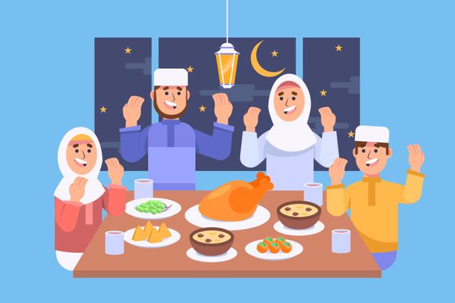 Bacaan Doa Buka Puasa Ramadhan Arab, Latin, dan Artinya ...