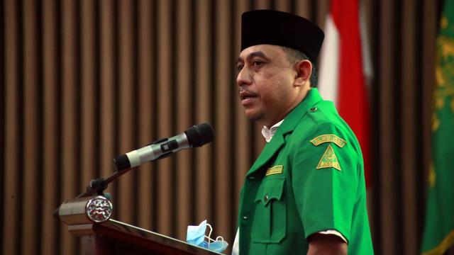 GP Ansor Temukan Sekolah Tak Mau Pasang Lambang Garuda dan Bendera Merah Putih   (642416)