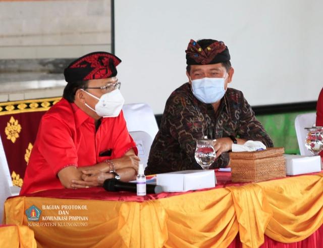 Bupati Klungkung Tak Setuju Pembatalan Mega Proyek Pusat Kebudayaan Bali  (578542)
