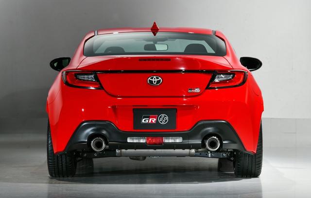 Susul Supra dan Yaris, Toyota GR 86 Mengaspal Pakai Mesin Baru (230288)