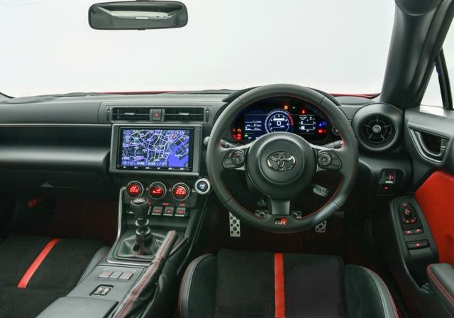 Susul Supra dan Yaris, Toyota GR 86 Mengaspal Pakai Mesin Baru (230289)