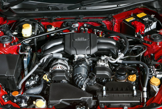 Susul Supra dan Yaris, Toyota GR 86 Mengaspal Pakai Mesin Baru (230291)