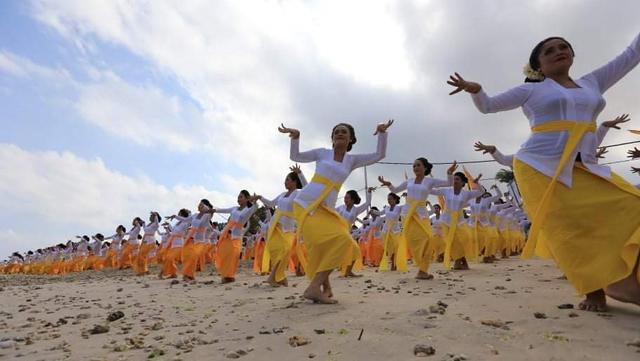 Bangkitkan Pariwisata, 20 Event Siap Digelar di Bali pada 2021 (24179)