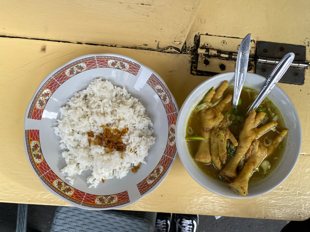 Makan Kenyang di Jakarta dengan Modal Rp 30.000 (94303)