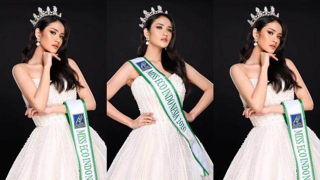 Sosok Intan Wisni Permatasari, Finalis Miss Eco Indonesia yang Jadi Sorotan (541345)